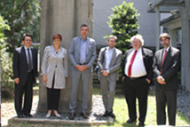 Delegation of Members of the European Parliament visits TFD