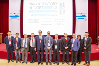 """Participatory Budgeting in Taiwan: A Dialogue from Within and Without"" International Conference"