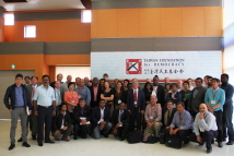 Visit of Delegation of International Journalists(Group photo)