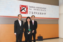 Visit of Mr. Sato Yoshitaka, the Director of Interchange Association, Japan, Taipei office