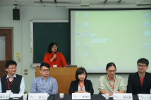 Taiwan Foundation for Democracy invited political scientists to use TFD survey data for research paper writing and present their papers in 2017 annual meeting of Taiwanese Political Science Association.