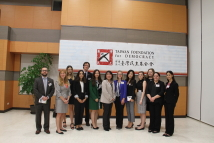 Visit of Delegates of the Canadian Youth Leaders