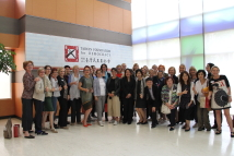 The European Women's Management Development Network Visits TFD