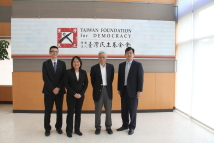Visit of Professor Minxin Pei - Group photo