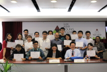 The 2018 Asia Young Leaders for Democracy (AYLD) Program Closes in Taipei