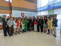 TFD hosted workshop of Civic Activism in Asia
