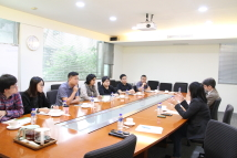 2019/04/12_Social leaders from Southeast Asia visits the TFD_TFD Vice Presidents Ketty W. Chen received the delegation