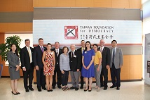 Visit of  the Delegation of U.S. Midwestern States Legislative Leaders to the Republic of China(Taiwan)