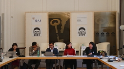 TFD Vice President Ketty W. Chen attended the Forum 2000 Conference in Prague