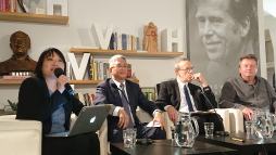 "The TFD and Czech think tank Sinopsis co-host ""Taiwan Demystified,"" a side-event of Forum 2000, in Prague"