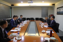 Visit of the Delegation of Hungarian Scholars