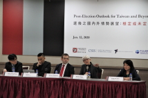 """Post-Election Outlook for Taiwan and Beyond: Stability or Uncertainty?"" Workshop"