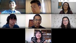2020 Asia Young Leaders for Democracy Webinar